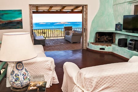 Villa with fantastic view - Porto Cervo