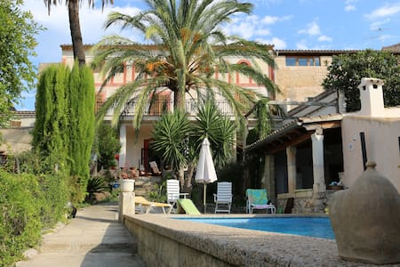 Son Colom 17C House,Room Ses Coves. - Campanet - Bed & Breakfast