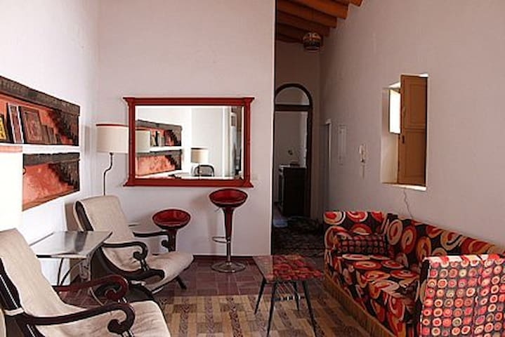 Apartment with terrace in Carmona