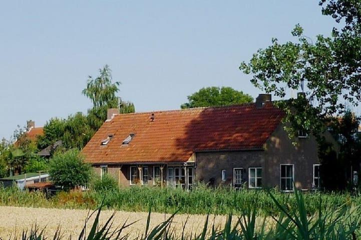 woonboerderij/vakantieappartement - Sint-Maartensdijk - Wohnung