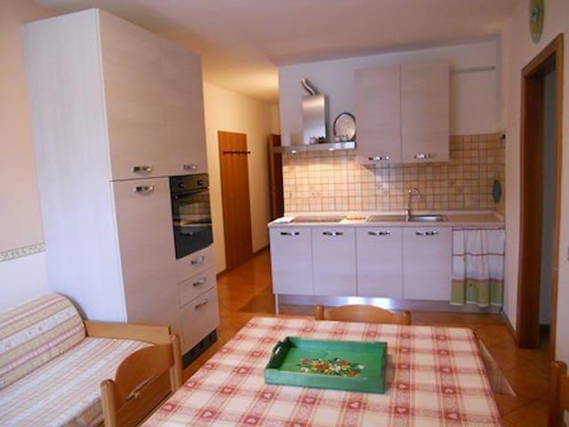 Biaggioni Zanoni Chiara ComanoTerme - Comano Terme - Lägenhet
