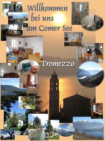 Casa Schuberti - Tremezzo Intignano - Tremezzo - Apartment
