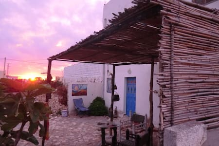 Vistas al campo y al mar - Sidi Kaouki - Bed & Breakfast
