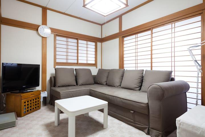 4BR House Shinjuku Area-4min frm JR - Nakano-ku - House