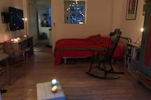 Charming apartment in Christianshavn