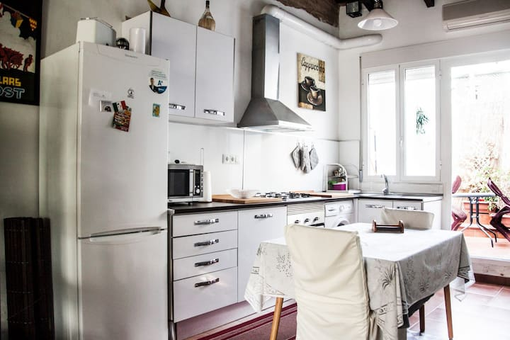 Lovely loft close to the beach