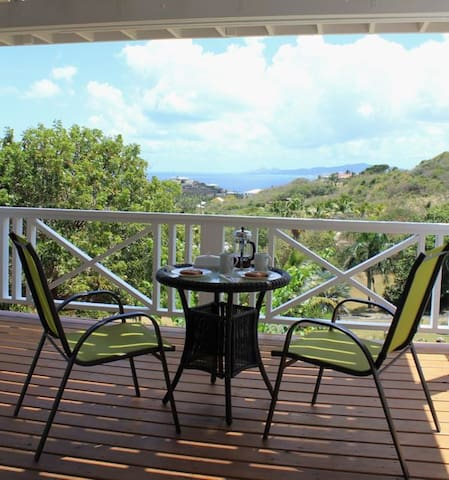 """Spectacular """"Seabreeze"""" view - Christiansted"""