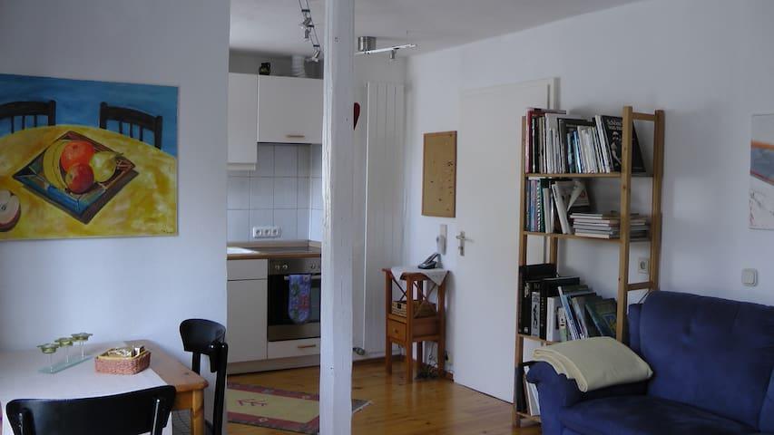 Ruhig und zentral gelegene Wohnung - Essen - Maison