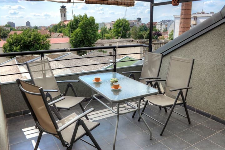 City centre cozy apartment - Novi Sad - Apartment