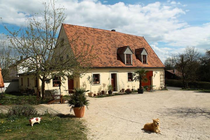 Wohnen auf dem Land - Pleinfeld - Casa