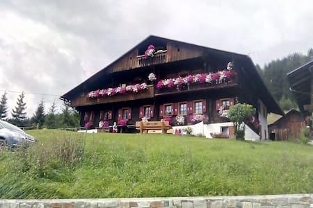 Casa a Sappada 8 posti letto