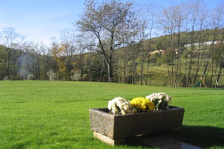 New rooms into a farm holidays - Cavallasca - Bed & Breakfast