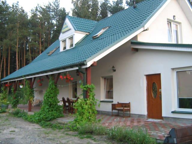 Pensjonat agroturystyczny Sosnówka - Gubin - Huis