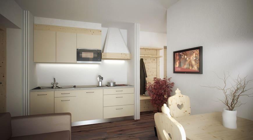 Waldheim - WG Gabler 55 - 81 m² - Eores - Brixen - Bed & Breakfast
