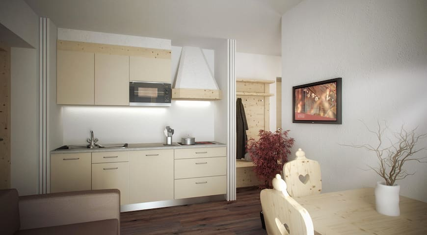 Waldheim - WG Gabler 55 - 81 m² - Eores - Brixen