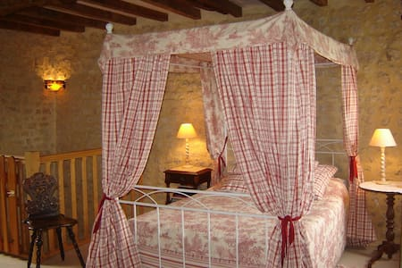 Romantic cottage in Normandy Omaha Beach Bayeux - Aignerville - 獨棟