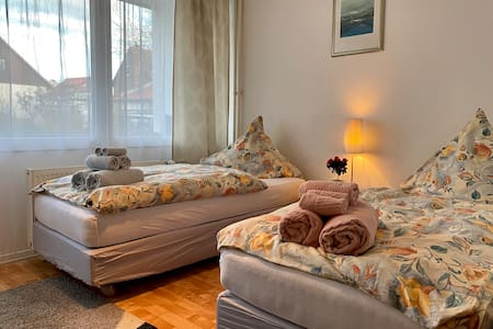 Gemütliches Ein-Zimmer-Apartment