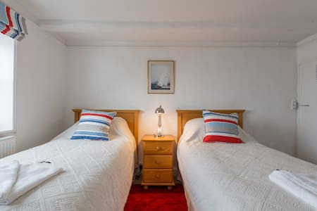 Twin Room R5 at Itchenor SC - West Sussex