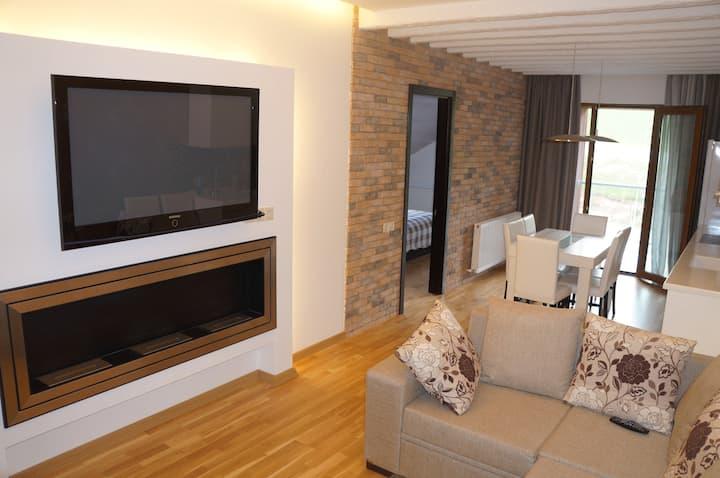 Gudauri2B -Penthouse apartment