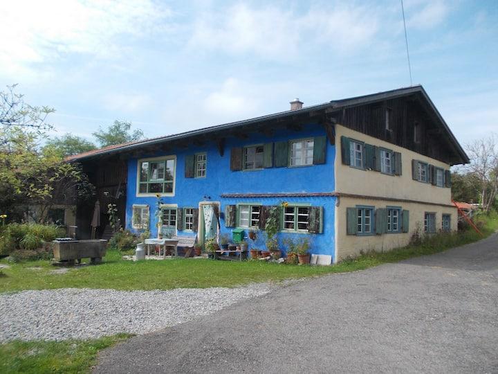 Gemütliche Wohnung in Allgäuer Hof