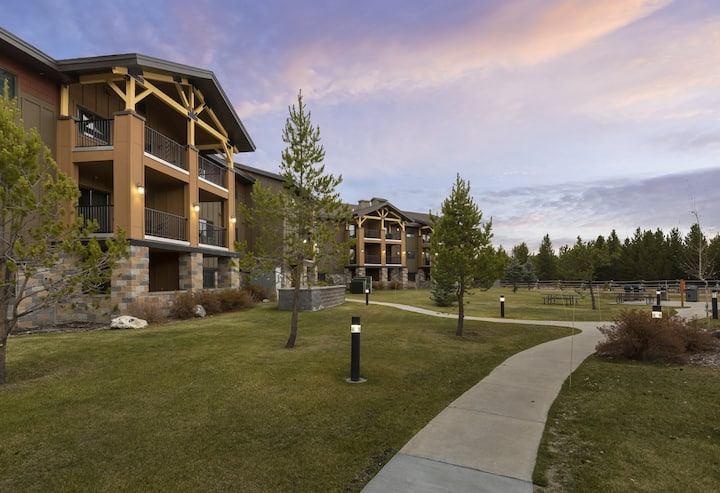 *Worldmark West Yellowstone- 2 bedroom sleeps 6