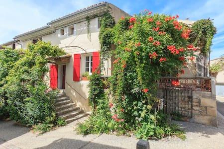 Maison du Couchadou - Quiet house at Mont Ventoux - Saint-Pierre-de-Vassols - Haus