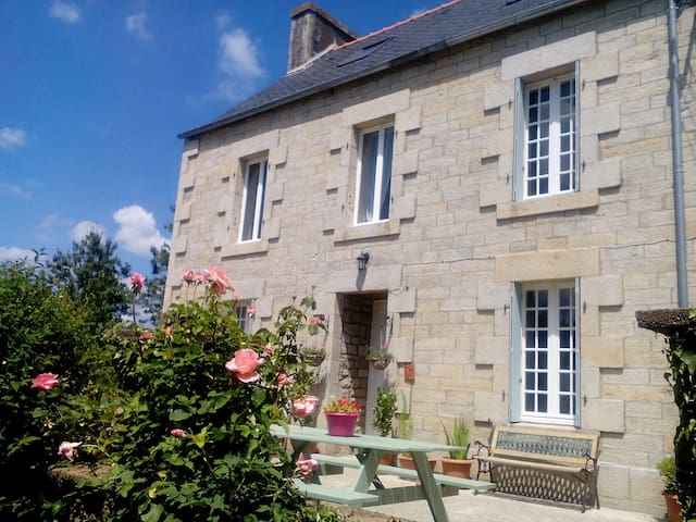 Beautiful Breton Farmhouse