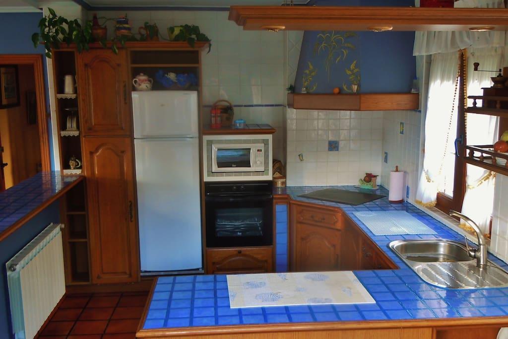 Cocina 1 / Kitchen 1