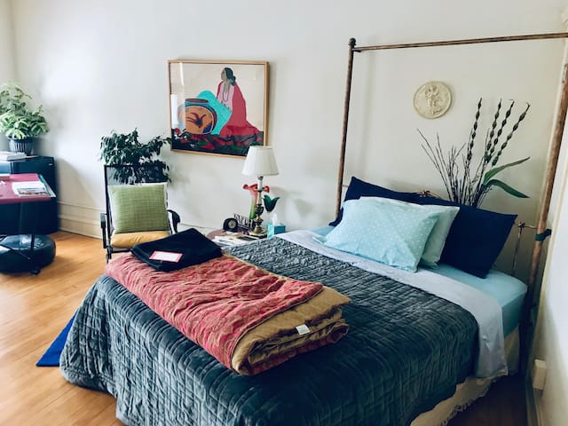 A Comfortable Space in Milwaukee