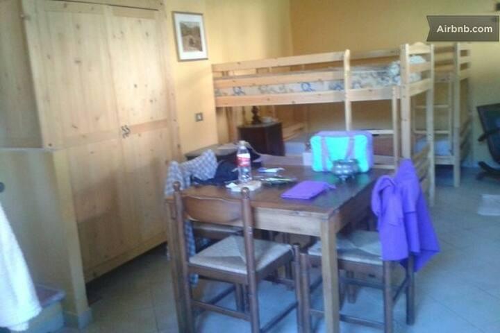 MONOCALE PER 4 APPENNINO TOSCANO - Mammiano Basso - Apartment