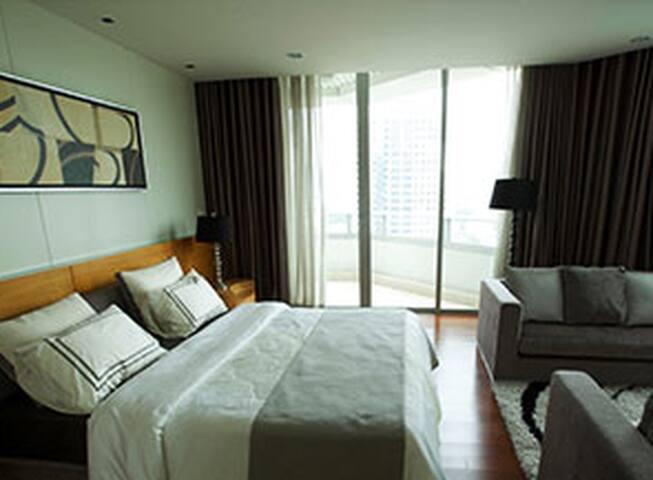 Room near Sam Yan MRT - Bangkok - Departamento