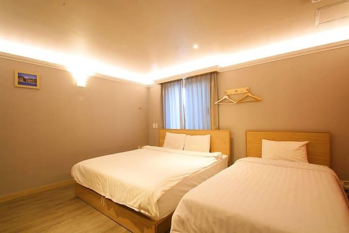 Sejong Hotel Jeju 패밀리룸