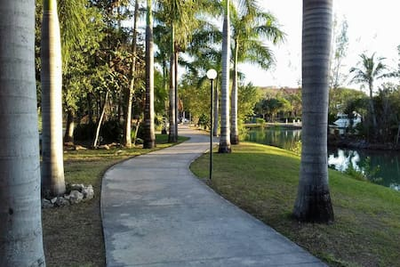 El paraíso esta aqui-Puerto Aventuras- México - Puerto Aventuras - Appartement