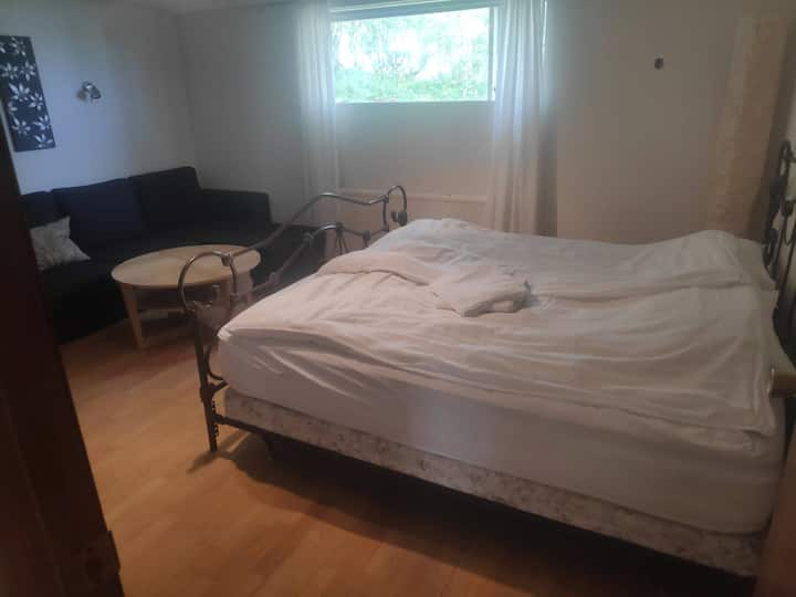 Large room near city center