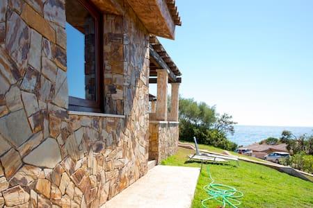 Home, terrace-garden, Porto Corallo - VILLAPUTZU- Porto Corallo