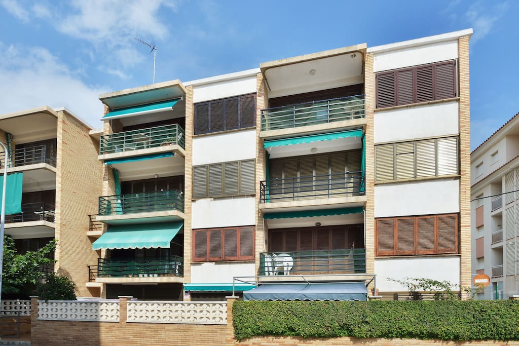 Beautiful Apartment Near The Sea Apartments For Rent In Torredembarra Catalonia Spain