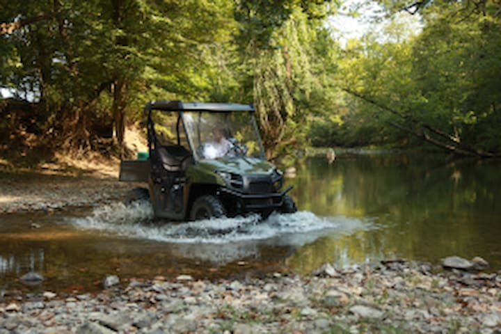 Bring your UTV or ATV to ride on our property. Or rent from Doc's UTV Rentals. Ask for more info!