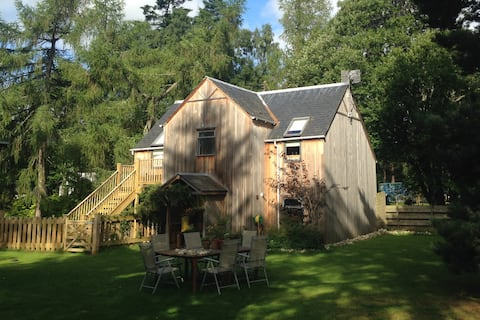 The Beeches Studio, Highlands of Scotland
