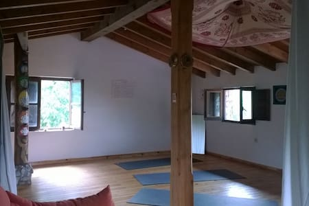 Retreat in the forests of los Picos de Europa - Benia de Onís - Huis
