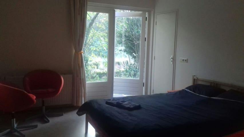 Privé kamer in bosrijke omgeving. - Groesbeek - Casa