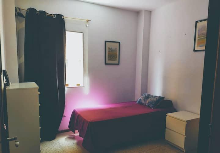 Habitación por noche