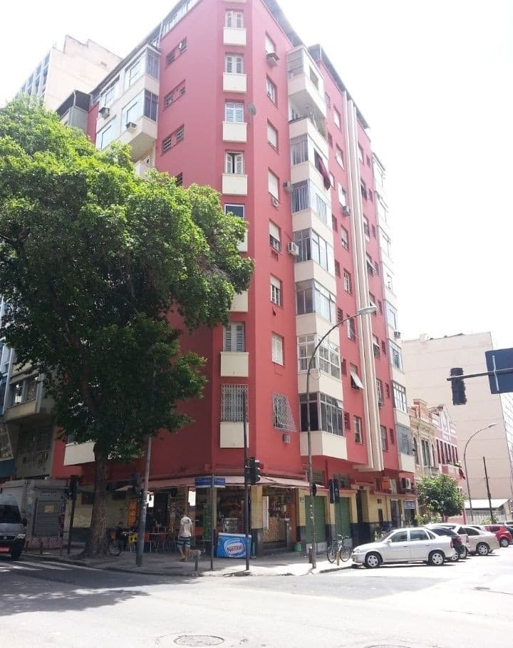 Apartamento vazio Centro- RJ