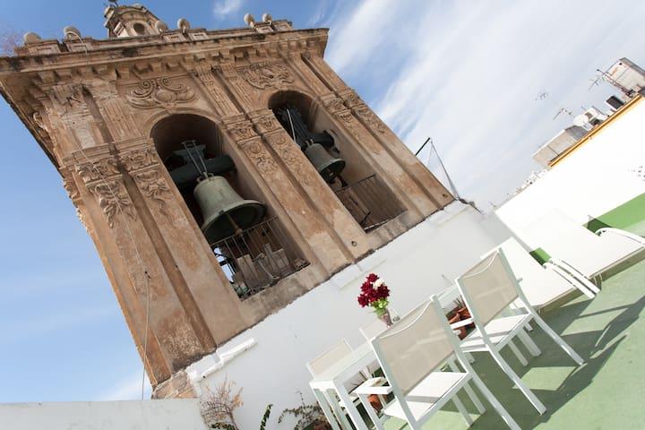 APARTMENTS OLÉ - CAMPANARIO - Sevilla - Dům