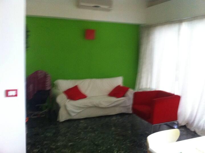Appartamento zona mare centro Torrette di Fano