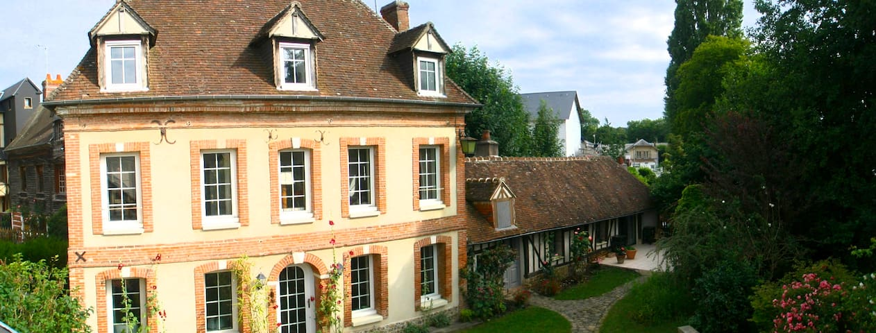LES AULNES - Demeure XVIII à Bernay - Bernay - Haus