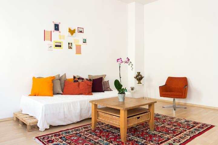 Gemütliches Apartment in Neukölln