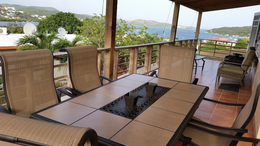 Villa Bahia Vista - Culebra - Dom
