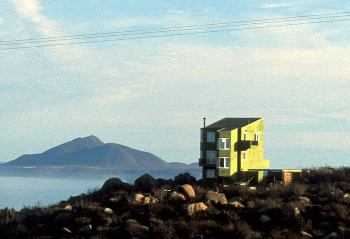Foxtrot Hill B&B-Coquimbo, Chile - โกกีมโบ