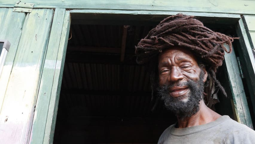 Your kind host and amazing guide and chef, Rasta Mokko