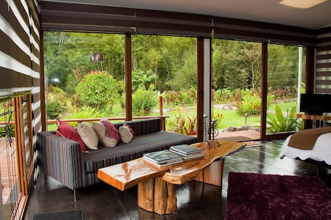 All inclusive Cloud Forest Luxury Villas